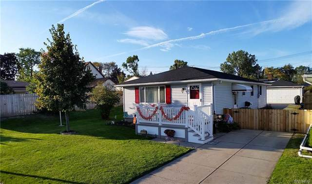 126 Desmond Drive, Tonawanda-Town, NY 14150 (MLS #B1232921) :: The CJ Lore Team | RE/MAX Hometown Choice