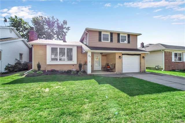 37 Denise Drive, Cheektowaga, NY 14227 (MLS #B1232929) :: The CJ Lore Team | RE/MAX Hometown Choice