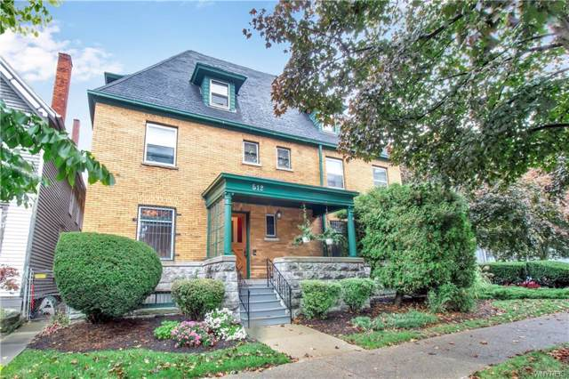 512 Porter Avenue, Buffalo, NY 14201 (MLS #B1232989) :: Robert PiazzaPalotto Sold Team