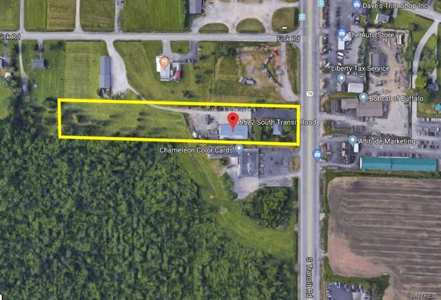 6522 S Transit Road, Pendleton, NY 14094 (MLS #B1233144) :: BridgeView Real Estate Services