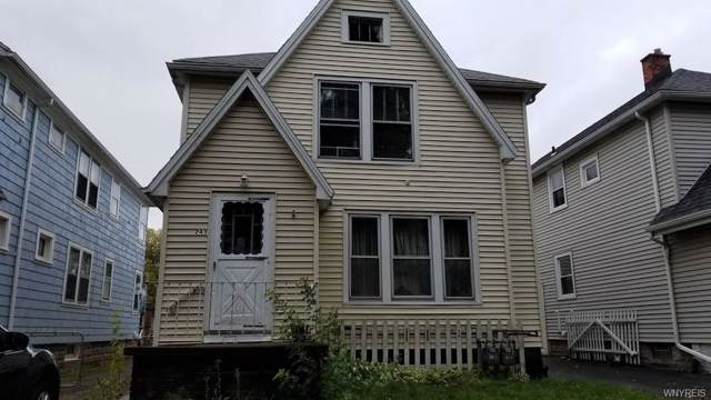 243 Saint Lawrence Avenue, Buffalo, NY 14216 (MLS #B1233157) :: 716 Realty Group