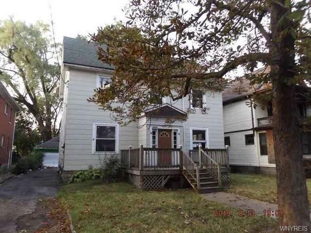 1508 Cleveland Avenue, Niagara Falls, NY 14305 (MLS #B1233490) :: Robert PiazzaPalotto Sold Team