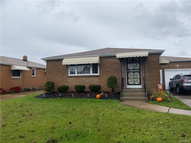 69 Constance Lane, Cheektowaga, NY 14227 (MLS #B1233522) :: Updegraff Group