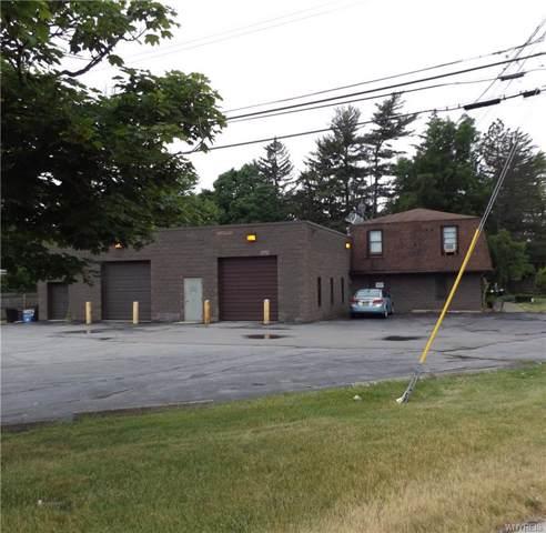 3900 & 3910 Niagara Falls Blvd, Wheatfield, NY 14120 (MLS #B1233947) :: Updegraff Group