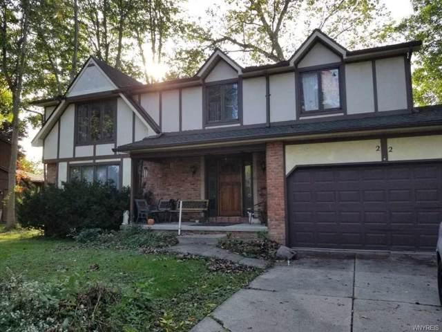 22 Fawnwood Drive, Amherst, NY 14221 (MLS #B1234282) :: The Glenn Advantage Team at Howard Hanna Real Estate Services