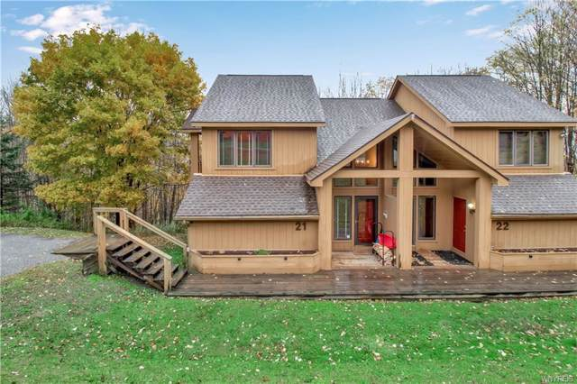 21 Snowpine Village, Great Valley, NY 14741 (MLS #B1234397) :: The CJ Lore Team | RE/MAX Hometown Choice