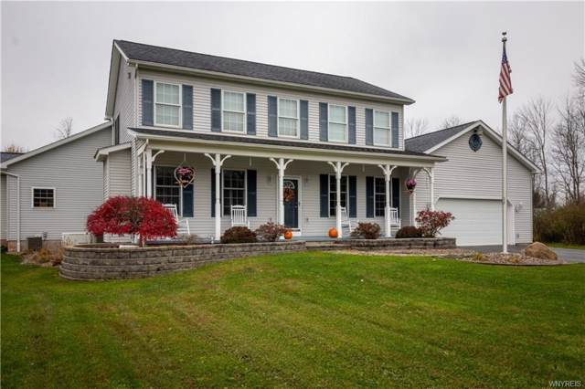 6416 Charlotteville Road, Newfane, NY 14108 (MLS #B1235226) :: Robert PiazzaPalotto Sold Team