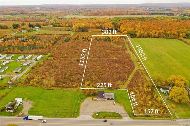 0 Route 5 & 20, Hanover, NY 14081 (MLS #B1235432) :: Robert PiazzaPalotto Sold Team