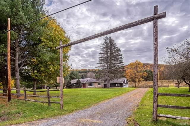 473 Wolf Run Road, Portville, NY 14727 (MLS #B1235661) :: MyTown Realty