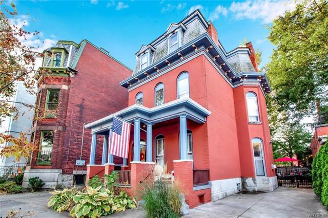 509 Virginia Street, Buffalo, NY 14202 (MLS #B1235787) :: BridgeView Real Estate Services