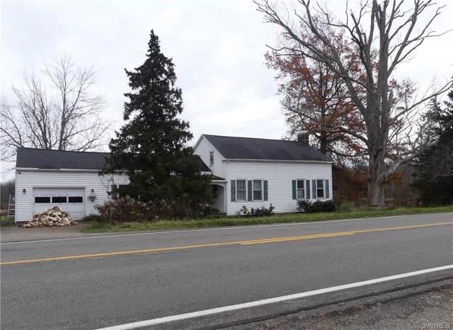 722 Big Tree Sugar Grove Road, Busti, NY 14701 (MLS #B1236485) :: MyTown Realty