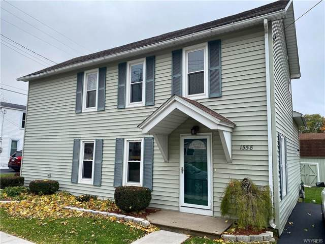 1558 Franklin Street, Newfane, NY 14126 (MLS #B1236620) :: Updegraff Group