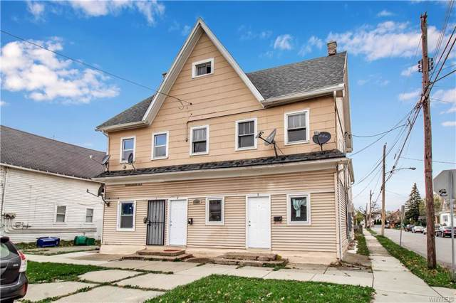 144 Farmer Street, Buffalo, NY 14207 (MLS #B1236808) :: MyTown Realty