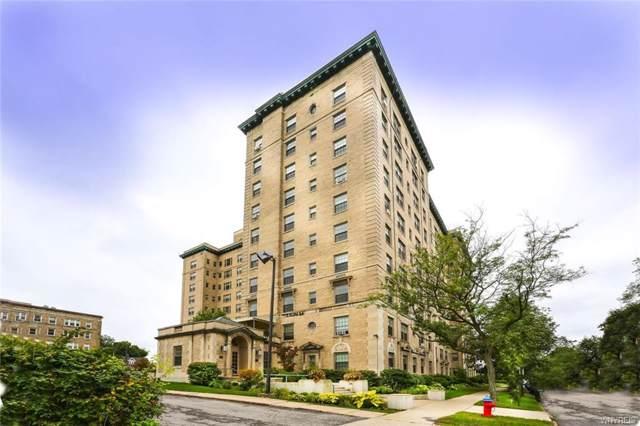 33 Gates Circle 5G, Buffalo, NY 14222 (MLS #B1237151) :: BridgeView Real Estate Services