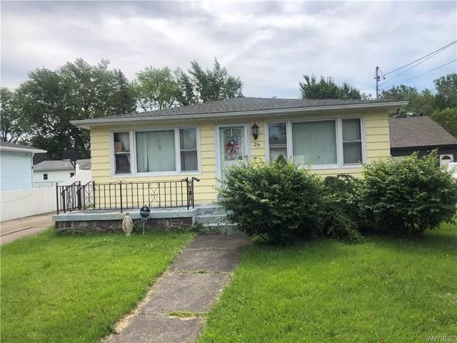277 Fredericka Street, North Tonawanda, NY 14120 (MLS #B1237257) :: 716 Realty Group