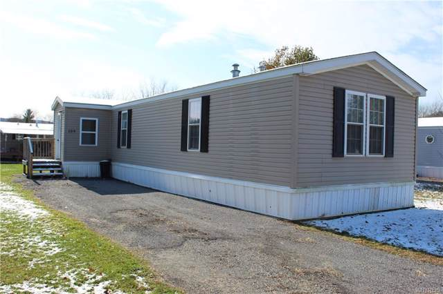 109 Green Valley Estates N, Great Valley, NY 14741 (MLS #B1237516) :: Updegraff Group