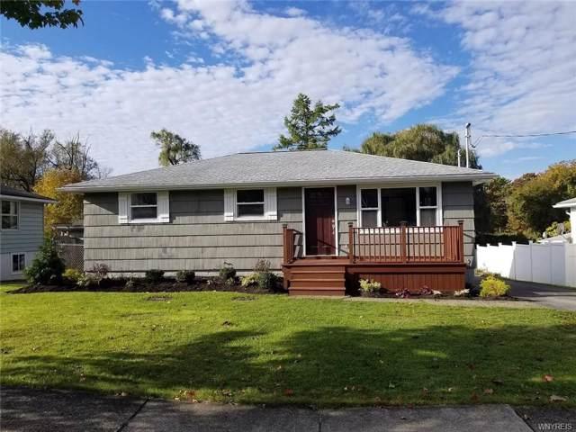 160 Duffy Drive, Tonawanda-City, NY 14150 (MLS #B1237823) :: The CJ Lore Team   RE/MAX Hometown Choice