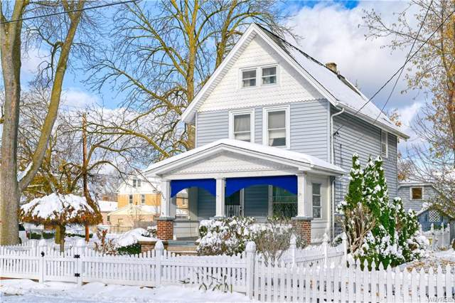 2002 Independence Avenue, Niagara Falls, NY 14301 (MLS #B1237970) :: The Glenn Advantage Team at Howard Hanna Real Estate Services