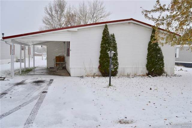 476 Chestnut Drive, Lockport-Town, NY 14094 (MLS #B1237972) :: Robert PiazzaPalotto Sold Team
