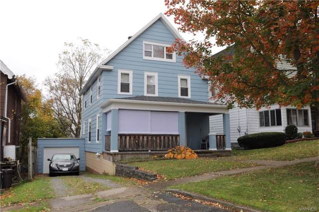 328 North Third St  3rd, Olean-City, NY 14760 (MLS #B1238114) :: The Glenn Advantage Team at Howard Hanna Real Estate Services