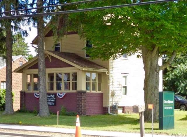 3033 W State Street, Allegany, NY 14706 (MLS #B1238154) :: The Glenn Advantage Team at Howard Hanna Real Estate Services