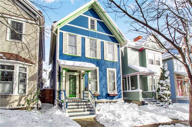 145 Mariner Street, Buffalo, NY 14201 (MLS #B1238166) :: Robert PiazzaPalotto Sold Team