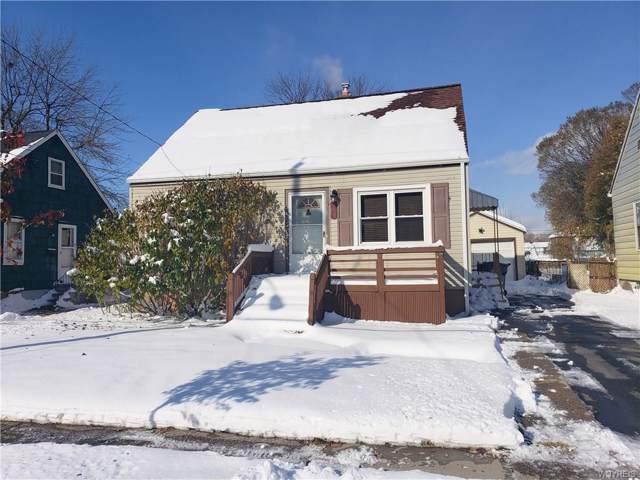 158 Norman Avenue, Buffalo, NY 14210 (MLS #B1238195) :: MyTown Realty