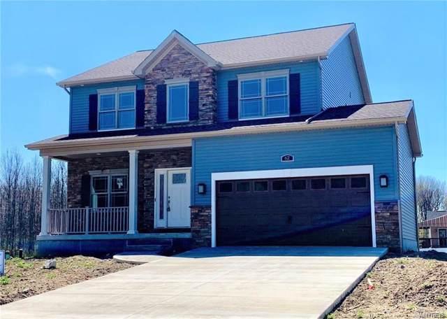 62 Golden Crescent Way, Orchard Park, NY 14127 (MLS #B1238287) :: BridgeView Real Estate Services