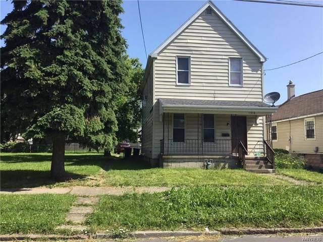 1316 Willow Avenue, Niagara Falls, NY 14305 (MLS #B1238441) :: The Glenn Advantage Team at Howard Hanna Real Estate Services