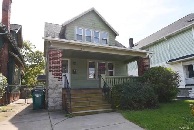 322 Linden Avenue, Buffalo, NY 14216 (MLS #B1238472) :: The Glenn Advantage Team at Howard Hanna Real Estate Services