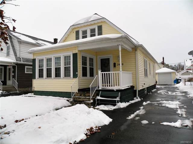 2450 Weston Avenue, Niagara Falls, NY 14305 (MLS #B1238500) :: The Glenn Advantage Team at Howard Hanna Real Estate Services