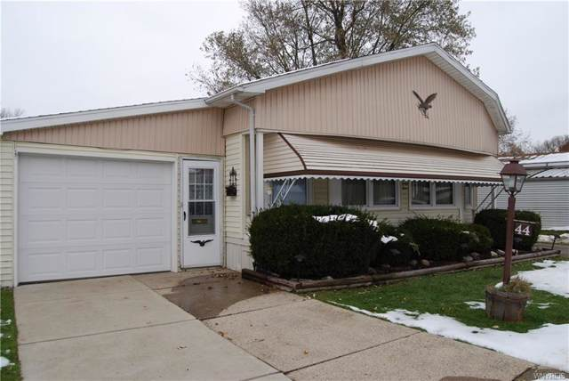 44 Carefree Lane, Cheektowaga, NY 14227 (MLS #B1239029) :: BridgeView Real Estate Services