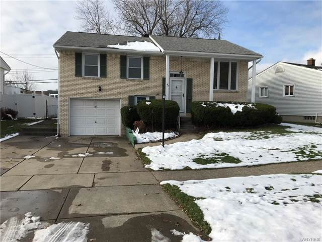 49 Deborah Lane, Cheektowaga, NY 14225 (MLS #B1239158) :: BridgeView Real Estate Services