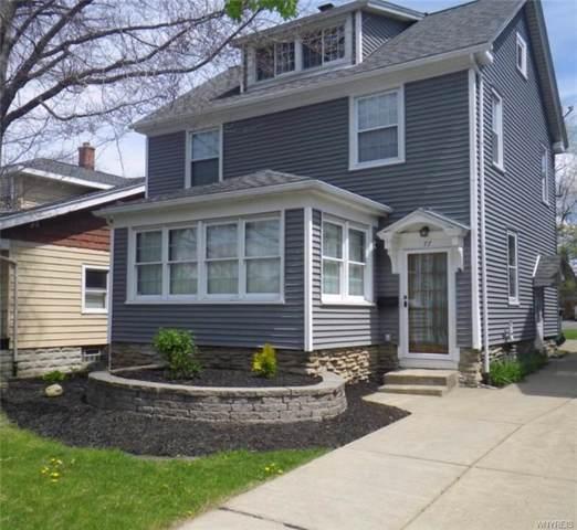 77 Allenhurst Rd, Buffalo, NY 14214 (MLS #B1239181) :: Robert PiazzaPalotto Sold Team
