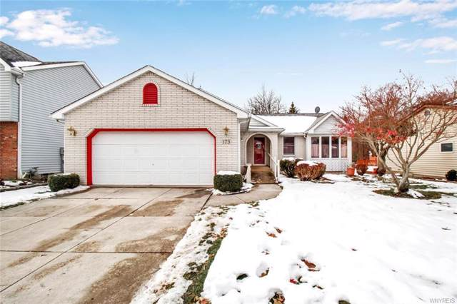 173 Hillpine Road, Cheektowaga, NY 14227 (MLS #B1239223) :: BridgeView Real Estate Services