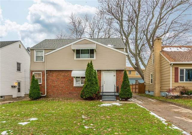 14 Mapleview Road, Cheektowaga, NY 14225 (MLS #B1239270) :: BridgeView Real Estate Services