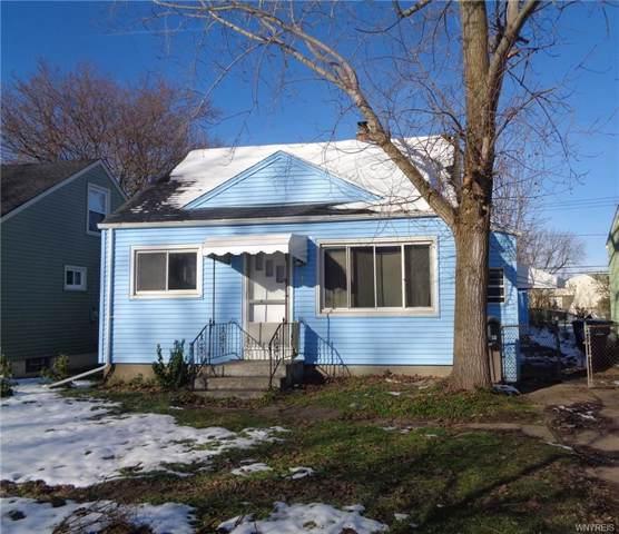251 Merrimac Street, Buffalo, NY 14214 (MLS #B1239274) :: Robert PiazzaPalotto Sold Team