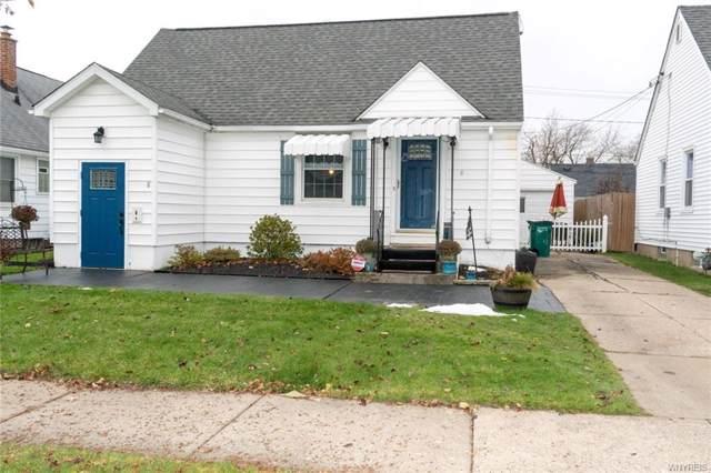 8 Coburg Street, Buffalo, NY 14216 (MLS #B1239745) :: Robert PiazzaPalotto Sold Team