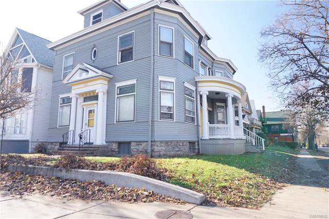 584 Elmwood Avenue, Buffalo, NY 14222 (MLS #B1240019) :: Robert PiazzaPalotto Sold Team
