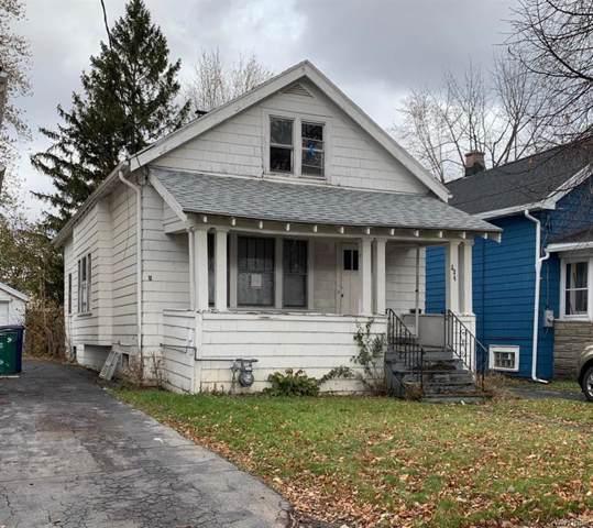 534 Dartmouth Avenue, Buffalo, NY 14215 (MLS #B1240024) :: BridgeView Real Estate Services