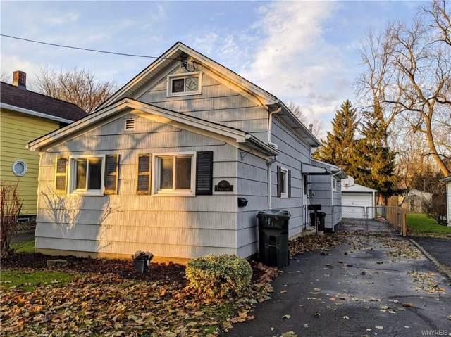 62 Rumbold Avenue, North Tonawanda, NY 14120 (MLS #B1240353) :: 716 Realty Group