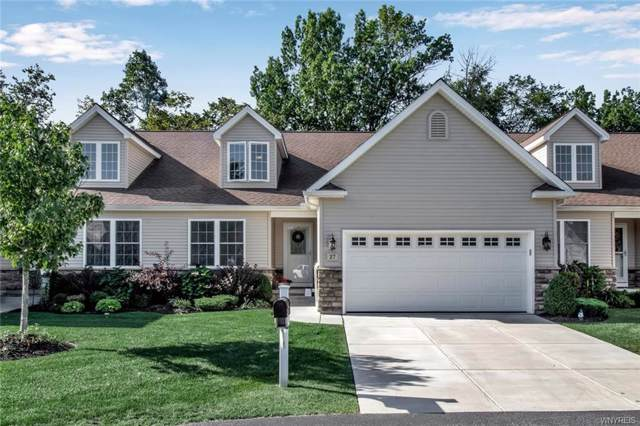 27 Campbell Meadows, Amherst, NY 14068 (MLS #B1240481) :: 716 Realty Group