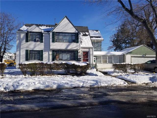 193 Lisbon Avenue, Buffalo, NY 14215 (MLS #B1240883) :: Updegraff Group