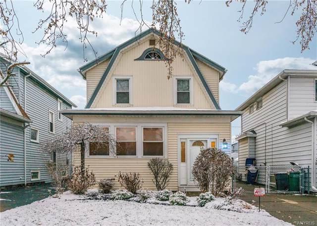 391 Villa Avenue, Buffalo, NY 14216 (MLS #B1240902) :: Robert PiazzaPalotto Sold Team
