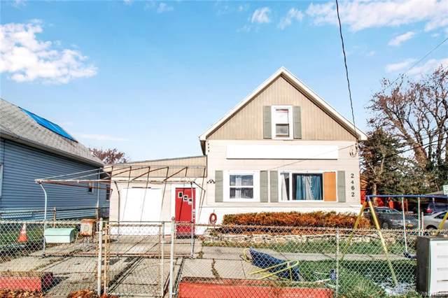 2462 William Street, Cheektowaga, NY 14206 (MLS #B1241125) :: 716 Realty Group