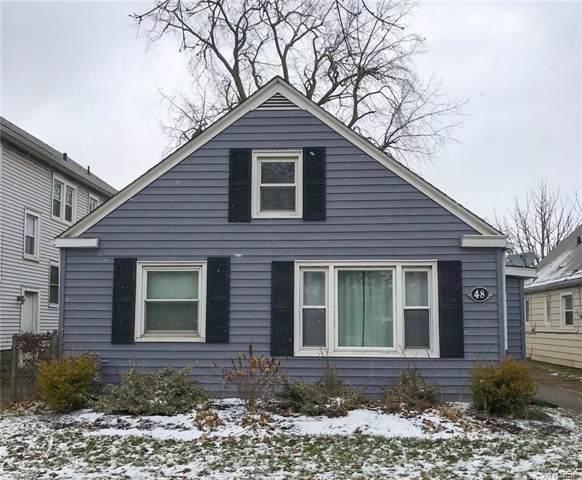 48 Knox Avenue, Buffalo, NY 14216 (MLS #B1241356) :: Robert PiazzaPalotto Sold Team