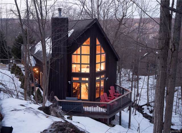 6230 Sunset Road, Ellicottville, NY 14731 (MLS #B1241441) :: Robert PiazzaPalotto Sold Team