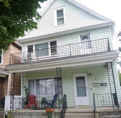 17 Newman Place, Buffalo, NY 14210 (MLS #B1241450) :: 716 Realty Group