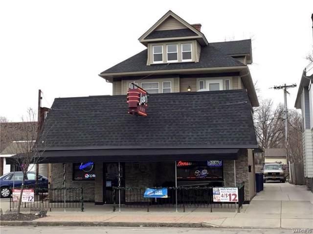 1122 Hertel Avenue, Buffalo, NY 14216 (MLS #B1241530) :: Robert PiazzaPalotto Sold Team
