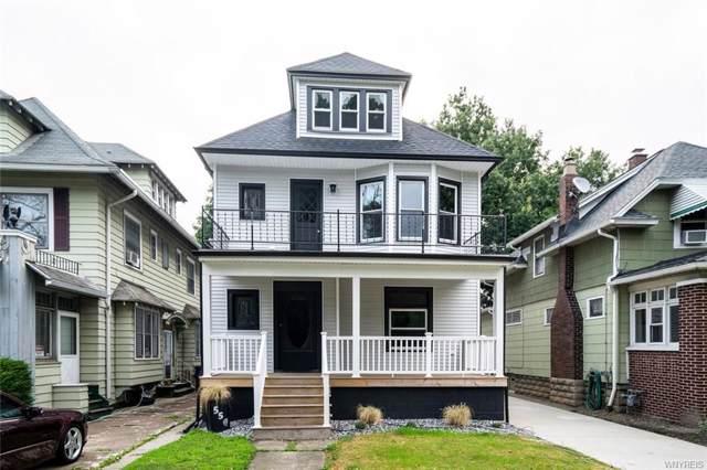 55 Newman Place, Buffalo, NY 14210 (MLS #B1241674) :: The CJ Lore Team   RE/MAX Hometown Choice